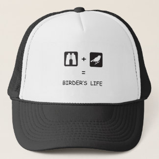Birder's Life Trucker Hat