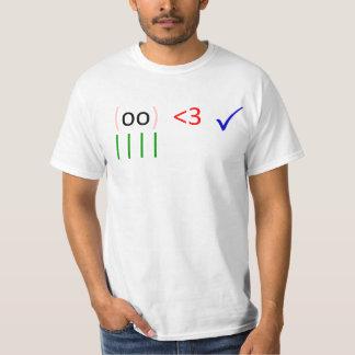 Birders Love Ticks T Shirt