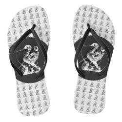 birdhand flip flops