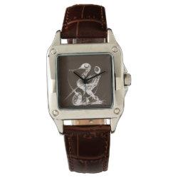 birdhand wrist watch