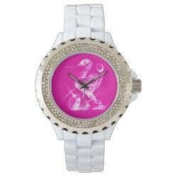 birdhand wristwatch