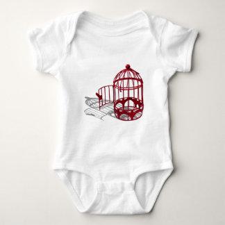 BirdHouse092110 Baby Bodysuit