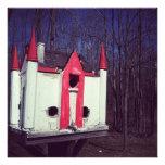 Birdhouse Art Photo