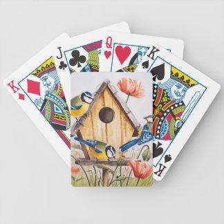 Birdhouse Cartas De Juego