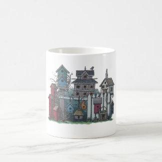 Birdhouse Collection Coffee Mug