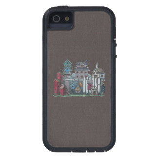 Birdhouse Collection iPhone SE/5/5s Case