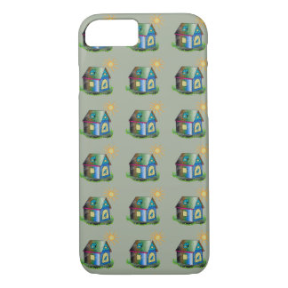 Birdhouse Design on iPhone 7 6S Case
