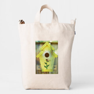 Birdhouse Duck Bag