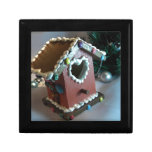 Birdhouse I del pan de jengibre Cajas De Joyas