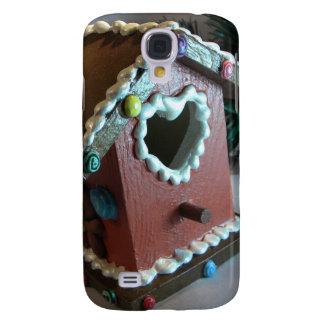 Birdhouse I del pan de jengibre Funda Samsung S4