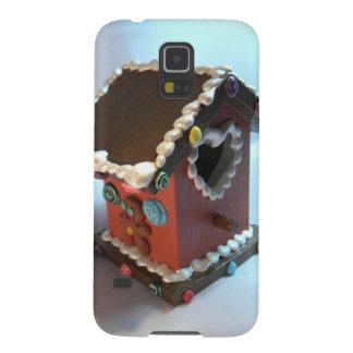 Birdhouse III del pan de jengibre Carcasa Galaxy S5