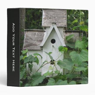 Birdhouse in the Muscadine Vine Binder