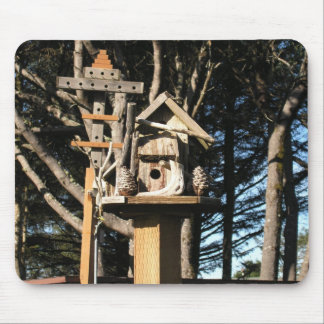 Birdhouse in your Soul Mouse Pad