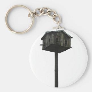 Birdhouse Keychains