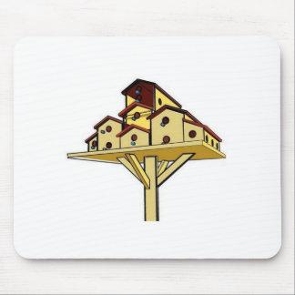 Birdhouse Mouse Pad