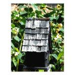 Birdhouse Plantilla De Membrete