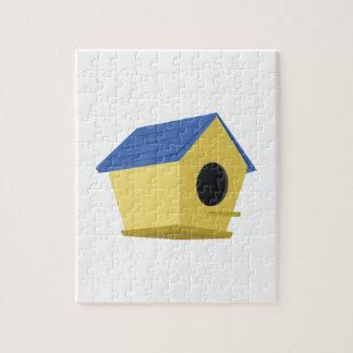 Birdhouse Jigsaw Puzzles