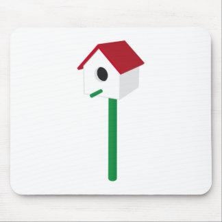 Birdhouse Tapete De Ratones