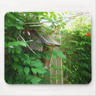 Birdhouse Tapetes De Ratones