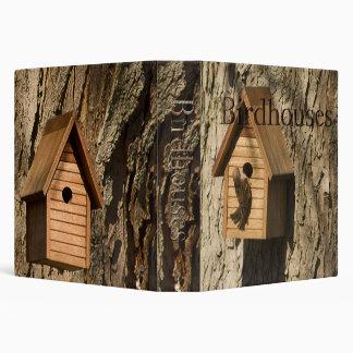 Birdhouses Binder