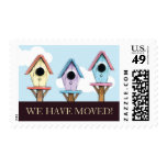 Birdhouses coloridos el | que nos hemos movido (el