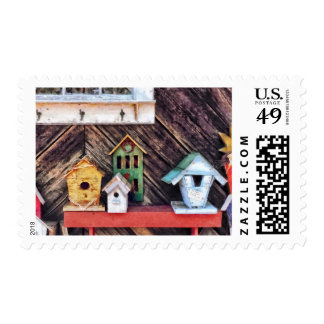 Birdhouses for Sale Postage