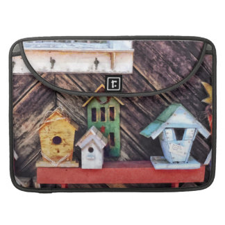 Birdhouses for Sale Sleeve For MacBook Pro