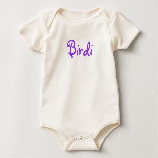 Birdi Baby Bodysuit