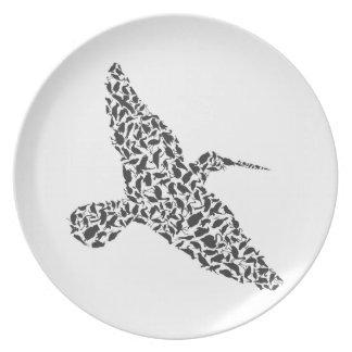 Birdie4 Plate