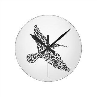 Birdie4 Round Clock