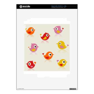 Birdie6 Skin For The iPad 2