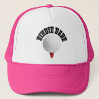 Birdie Babe - Golf Trucker Hat