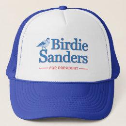 Birdie Bernie Sanders Trucker Hat