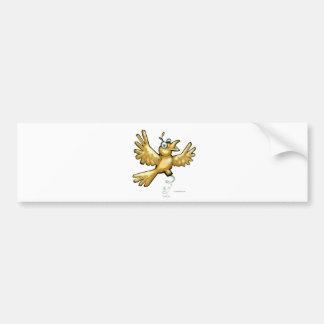 Birdie Bumper Sticker