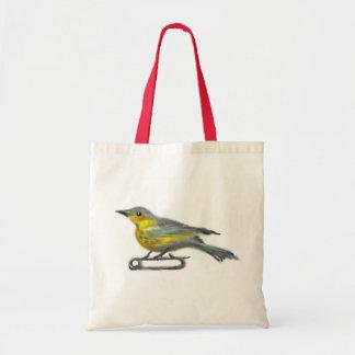 Birdie Canvas Bag