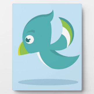 Birdie Icon Plaque