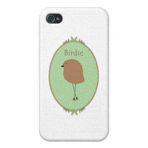 birdie iPhone 4 cases