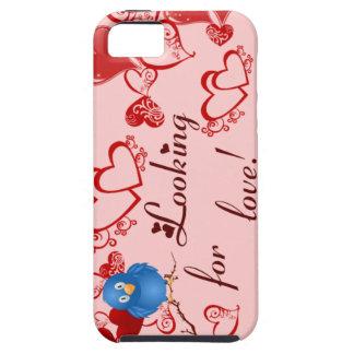 Birdie Love iPhone3 Tough Case