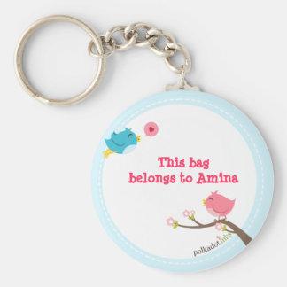 Birdie Love Key chain