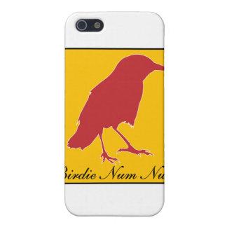 birdie num num iPhone SE/5/5s cover