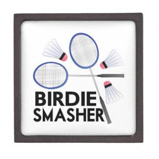Birdie Smasher Jewelry Box
