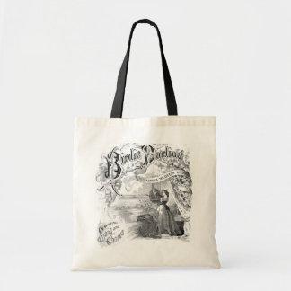 Birdie Totebag Tote Bag