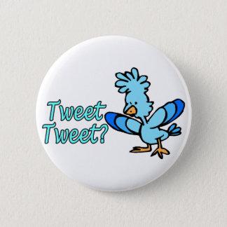 Birdie Tweet Tweet Button