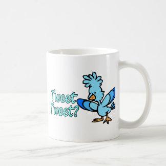Birdie Tweet Tweet Coffee Mug