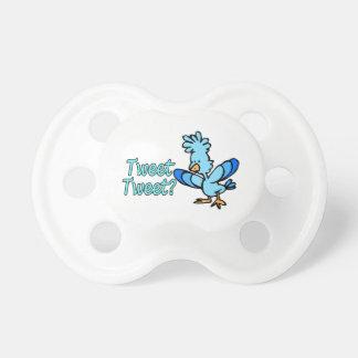 Birdie Tweet Tweet Baby Pacifier