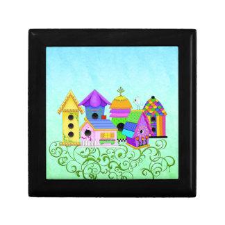 Birdie Village Gift Box