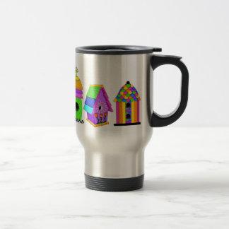 Birdie Village Travel Mug
