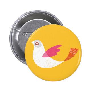 Birdie - yellow button