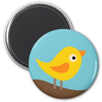 BirdieA3 2 Inch Round Magnet