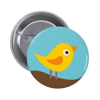 BirdieA3 Pin Redondo 5 Cm